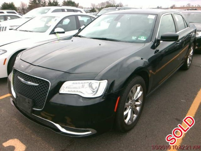 Used 2016 Chrysler Sedan Limo  - Manville, New Jersey    - $8,000