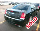 Used 2016 Chrysler Sedan Limo  - Manville, New Jersey    - $9,000