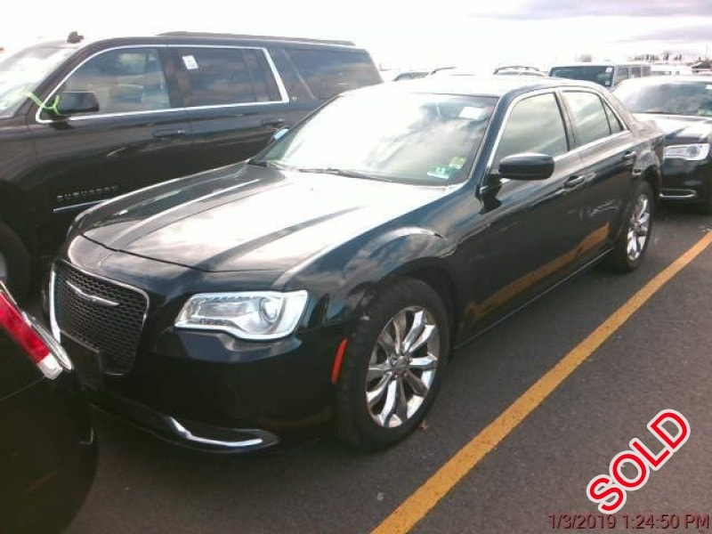 Used 2016 Chrysler Sedan Limo  - Manville, New Jersey    - $7,500
