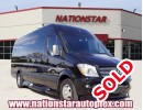 2016, Mercedes-Benz Sprinter, Van Shuttle / Tour