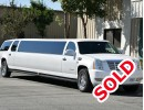 2007, Chevrolet Suburban, SUV Stretch Limo, Royal Coach Builders
