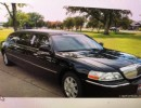 2010, Lincoln Town Car L, Sedan Stretch Limo, Krystal