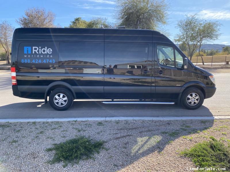Used 2013 Mercedes-Benz Sprinter Van Shuttle / Tour  - Phoenix, Arizona  - $21,500