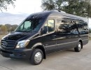 2017, Mercedes-Benz Sprinter, Van Limo, First Class Coachworks