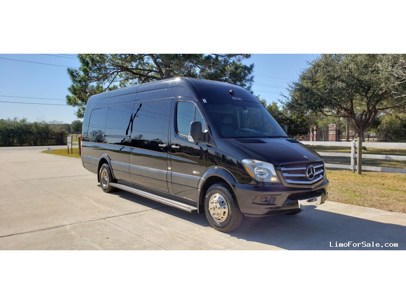 Used 2014 Mercedes-Benz Sprinter Van Limo First Class Customs - Cypress, Texas - $47,995