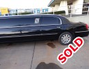 Used 2004 Lincoln Town Car Sedan Stretch Limo Krystal - West Sacramento, California - $6,500