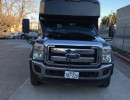 2012, Ford F-550, Mini Bus Shuttle / Tour, ElDorado