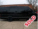 2016, Mercedes-Benz Sprinter, Van Limo, Executive Coach Builders