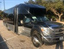 2012, Ford F-550, Mini Bus Shuttle / Tour, Turtle Top