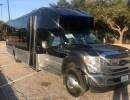 Used 2012 Ford F-550 Mini Bus Shuttle / Tour Turtle Top - DALLAS, Texas - $30,000