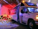 2019, Ford E-450, Mini Bus Limo, Global Motor Coach