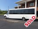 New 2019 Ford E-450 Mini Bus Limo Global Motor Coach - Erie, Pennsylvania - $99,900