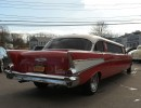 Used 1957 Chevrolet Bel-Air Sedan Stretch Limo American Custom Coach - Commack, New York    - $69,900
