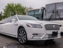 2019, Lincoln Continental, Sedan Stretch Limo, Limos by Moonlight