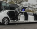 New 2019 Lincoln Continental Sedan Stretch Limo Limos by Moonlight - Commack, New York    - $109,000