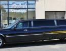 2008, Lincoln Town Car L, Sedan Stretch Limo, Executive Coach Builders