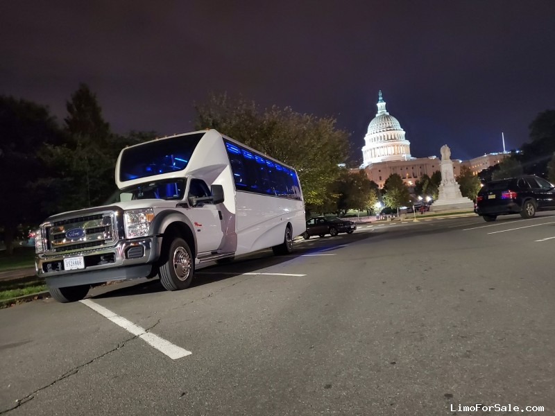 Used 2015 Ford F-550 Mini Bus Limo Grech Motors - Woodbridge, Virginia - $83,000