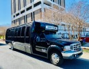 2000, Ford F-550, Mini Bus Limo, Krystal
