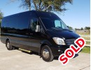2017, Mercedes-Benz Sprinter, Van Shuttle / Tour, Springfield