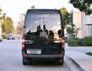 Used 2017 Mercedes-Benz Sprinter Van Limo Battisti Customs - Fontana, California - $82,995
