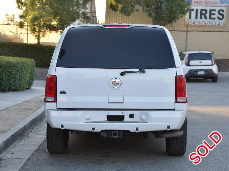 Used 2005 Chevrolet Suburban SUV Stretch Limo Coastal Coachworks - Fontana, California - $14,995