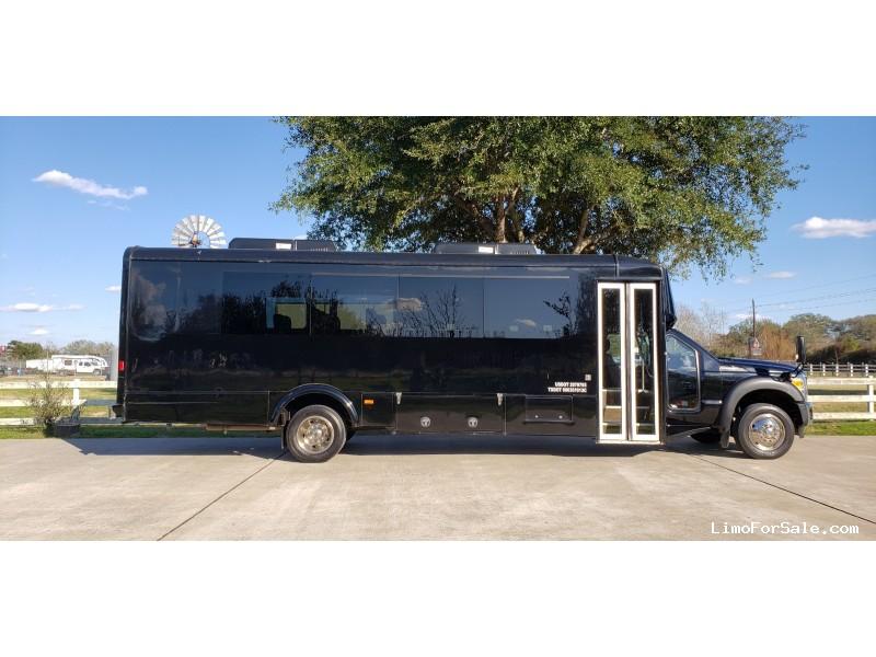Used 2015 Ford F-550 Mini Bus Shuttle / Tour Glaval Bus - Phoenix, Arizona  - $44,500