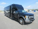 2017, Ford F-550, Mini Bus Limo, Executive Coach Builders