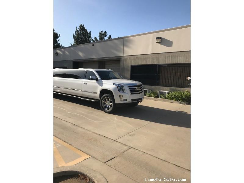 Used 2016 Cadillac Escalade ESV SUV Stretch Limo Classic Custom Coach - Sterling, Virginia - $78,000