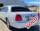 Used 2011 Lincoln Town Car L Sedan Stretch Limo Tiffany Coachworks - Broken Arrow, Oklahoma - $13,500