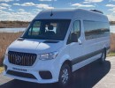 2019, Mercedes-Benz Sprinter, Van Shuttle / Tour