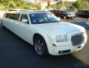 2008, Chrysler 300, Sedan Stretch Limo, Authority Coach Builders