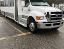 2008, Ford F-650, Mini Bus Shuttle / Tour, Krystal