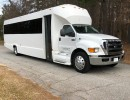 2011, Ford F-650, Mini Bus Shuttle / Tour, Tiffany Coachworks