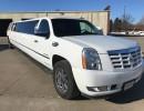Used 2008 Cadillac Escalade SUV Stretch Limo Executive Coach Builders - urbandale, Iowa - $22,500