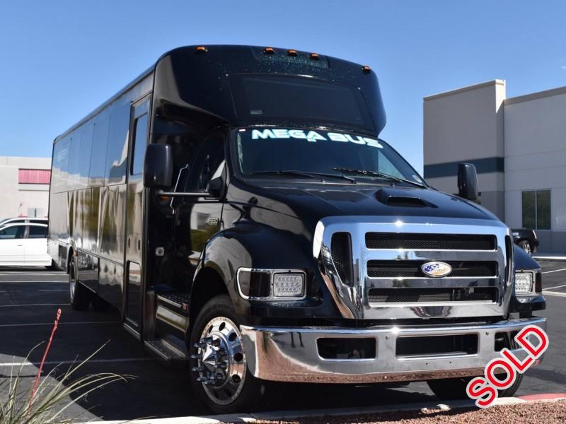 Used 2009 Ford F-650 Mini Bus Limo Global Motor Coach - Las Vegas, Nevada - $48,000