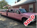 2000, Ford Excursion, SUV Stretch Limo, Lakeview Custom Coach