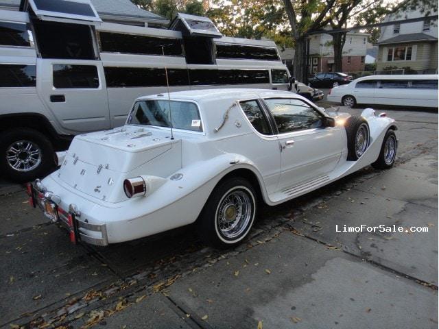 Excalibur Auto Body >> Used 1985 Excalibur Fairlane Antique Classic Limo - East ...