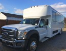 2012, Ford F-550, Mini Bus Party Limo, LGE Coachworks