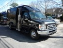 2010, Ford E350, Van Executive Shuttle, Turtle Top