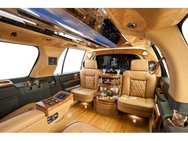 Used 2012 Lincoln Navigator Suv Limo Executive Coach