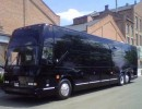2000, Prevost Entertainer Conversion, Motorcoach Bus Party Limo, Pinnacle Limousine Manufacturing