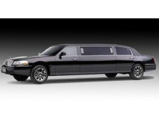 Used 2005 Lincoln Town Car Sedan Stretch Limo Krystal Las Vegas