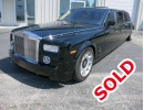 2004, Rolls-Royce Phantom, Sedan Stretch Limo