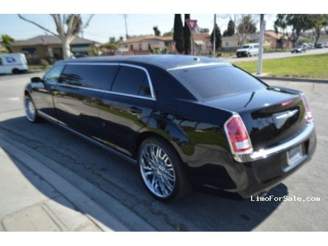 New Chrysler Sedan Stretch Limo American Limousine Sales - Chrysler 300 limo