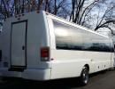2008, International 3200, Motorcoach Bus Limo, Krystal