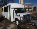 2011, Ford E-450, Mini Bus Executive Shuttle, Tiffany Coachworks