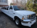 2003, Ford Excursion XLT, SUV Stretch Limo, EC Customs