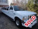 2003, Ford Excursion XLT, SUV Stretch Limo, EC Customs