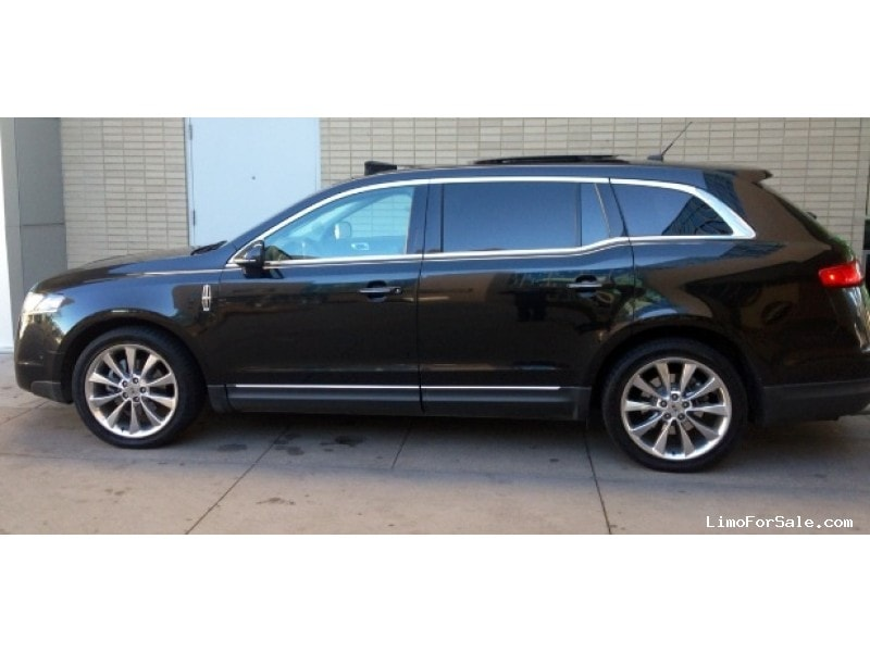 Used Lincoln Mkt Suv Limo Denver Colorado Limo