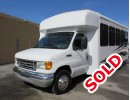 2007, Ford E-450, Mini Bus Executive Shuttle, Signature Limousine Manufacturing